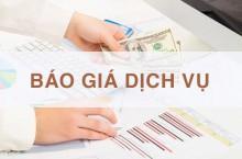 Bảng giá dịch vụ kế toán của mọi nhà