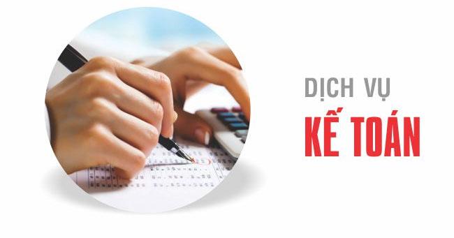 A. Dịch vụ kế toán